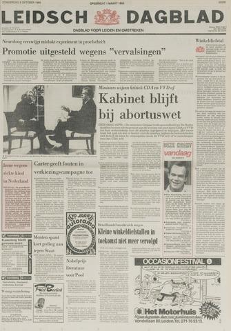 Leidsch Dagblad 1980-10-09
