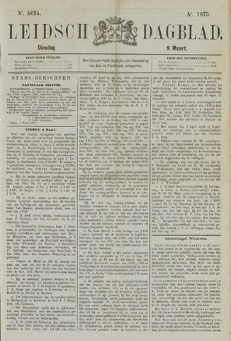 Leidsch Dagblad 1875-03-09