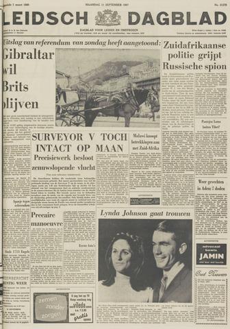 Leidsch Dagblad 1967-09-11