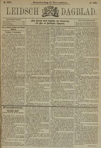 Leidsch Dagblad 1890-11-06