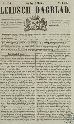 Leidsch Dagblad 1861-03-01