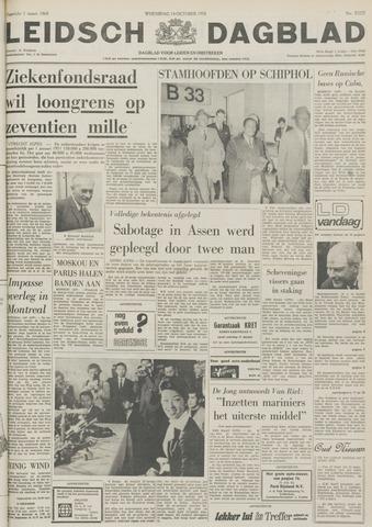 Leidsch Dagblad 1970-10-14