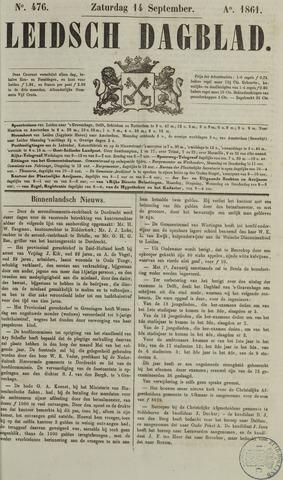 Leidsch Dagblad 1861-09-14