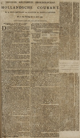Leydse Courant 1795-04-20