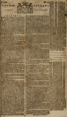 Leydse Courant 1784-11-08