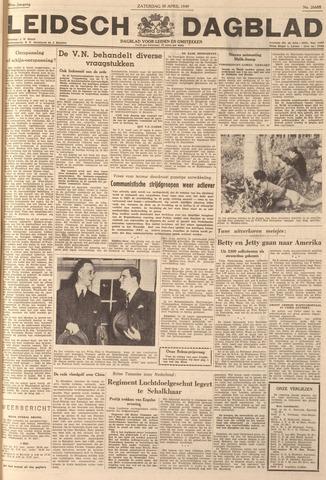 Leidsch Dagblad 1949-04-30