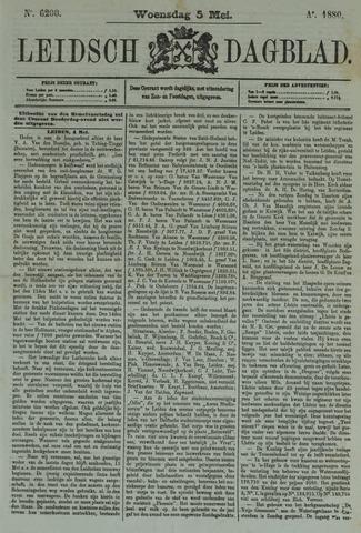 Leidsch Dagblad 1880-05-05
