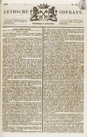 Leydse Courant 1860-08-08