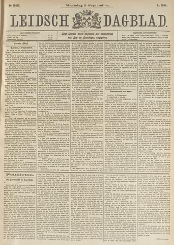 Leidsch Dagblad 1894-09-03