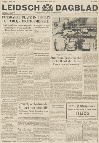 Leidsch Dagblad 1961-08-18