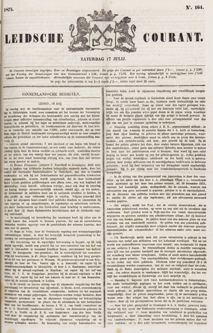 Leydse Courant 1875-07-17