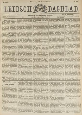 Leidsch Dagblad 1894-11-27