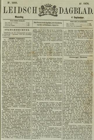 Leidsch Dagblad 1876-09-04