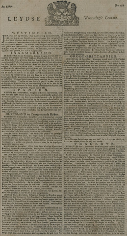 Leydse Courant 1729-12-21