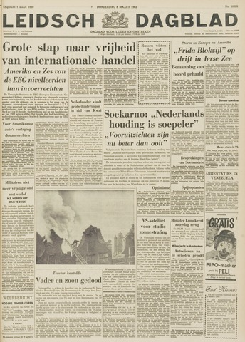 Leidsch Dagblad 1962-03-08