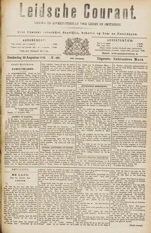 Leydse Courant 1889-08-22