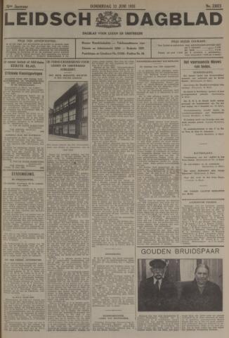 Leidsch Dagblad 1935-06-13