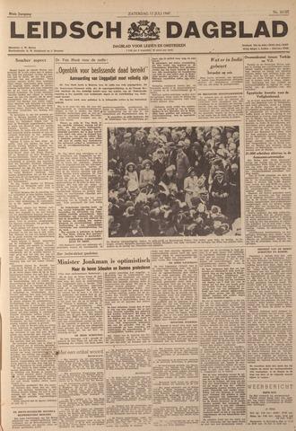 Leidsch Dagblad 1947-07-12