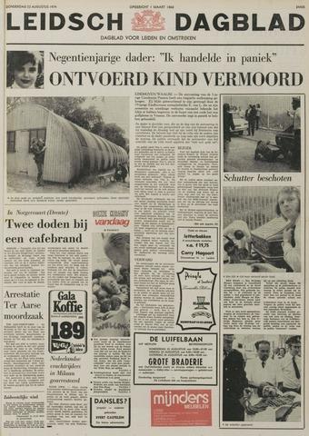Leidsch Dagblad 1974-08-22