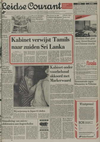 Leidse Courant 1985-05-18