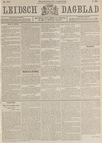 Leidsch Dagblad 1916-08-10