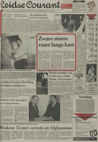 Leidse Courant 1988-02-09