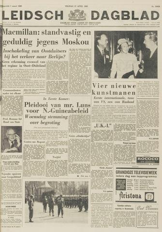 Leidsch Dagblad 1962-04-27