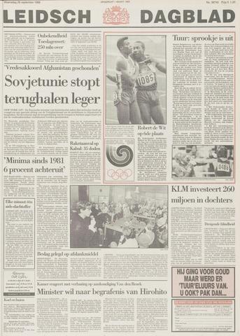 Leidsch Dagblad 1988-09-28