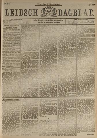 Leidsch Dagblad 1897-11-09