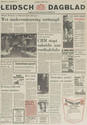 Leidsch Dagblad 1978-11-23