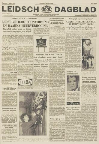 Leidsch Dagblad 1959-05-29