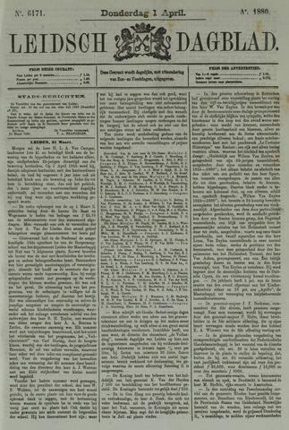 Leidsch Dagblad 1880-04-01