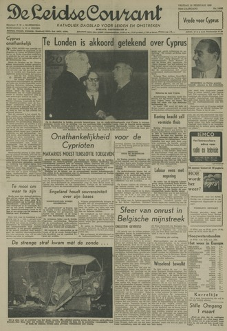 Leidse Courant 1959-02-20