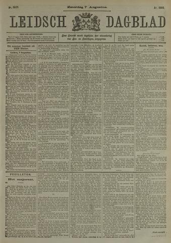 Leidsch Dagblad 1909-08-07