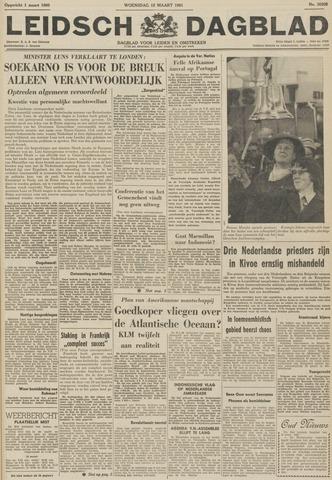 Leidsch Dagblad 1961-03-15