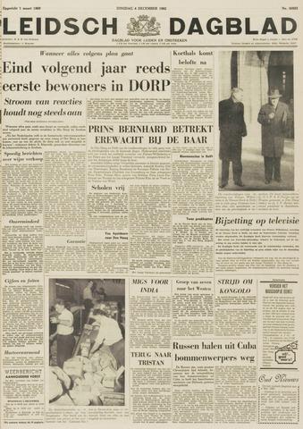Leidsch Dagblad 1962-12-04