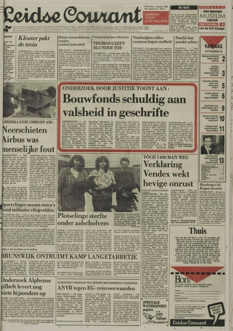 Leidse Courant 1988-08-03