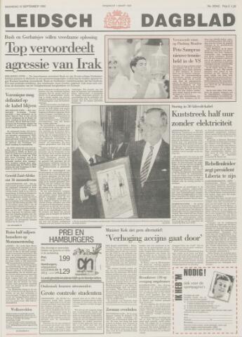 Leidsch Dagblad 1990-09-10