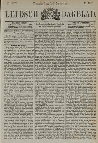 Leidsch Dagblad 1880-10-14