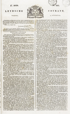Leydse Courant 1839-08-23
