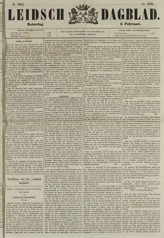 Leidsch Dagblad 1870-02-05