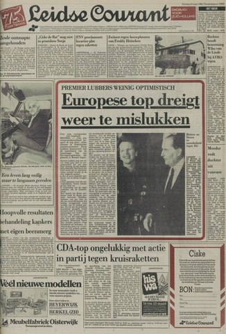 Leidse Courant 1984-03-20