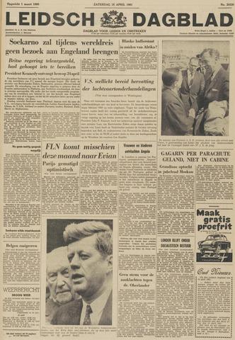 Leidsch Dagblad 1961-04-15