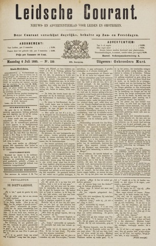 Leydse Courant 1885-07-06
