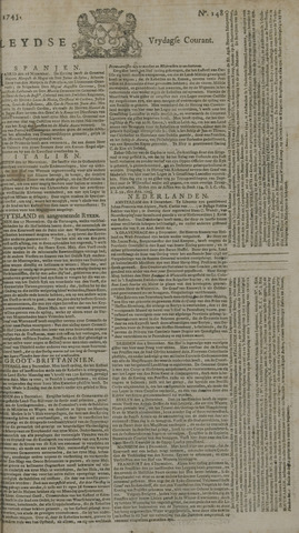 Leydse Courant 1745-12-10