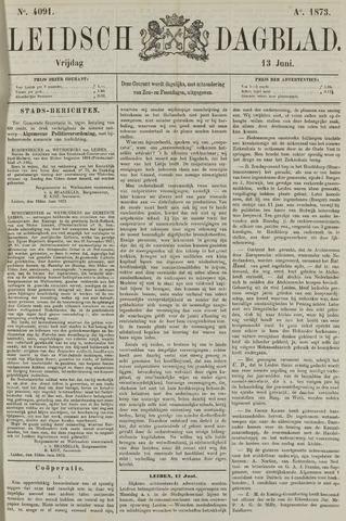 Leidsch Dagblad 1873-06-13