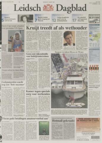Leidsch Dagblad 1999-08-31