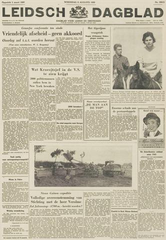 Leidsch Dagblad 1959-08-05