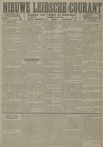 Nieuwe Leidsche Courant 1921-07-11