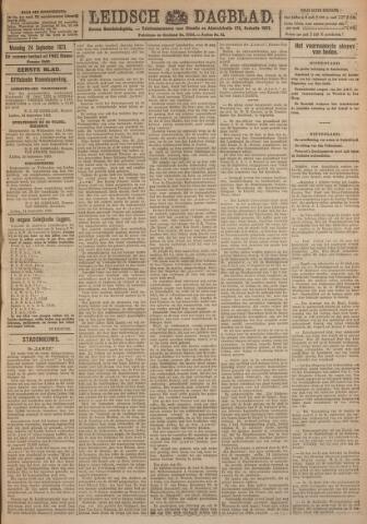 Leidsch Dagblad 1923-09-24